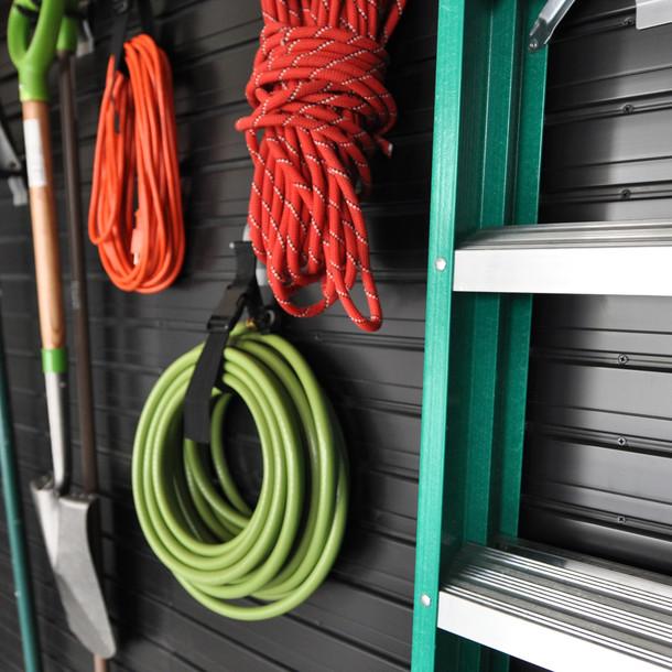 Flow Wall® 17pc Dream Garage - Black/Graphite Carbon