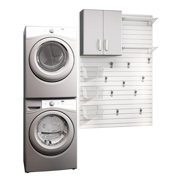 1pc Laundry Set - Platinum
