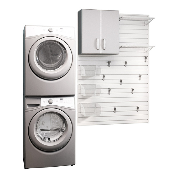 1pc Laundry Set - Platinum