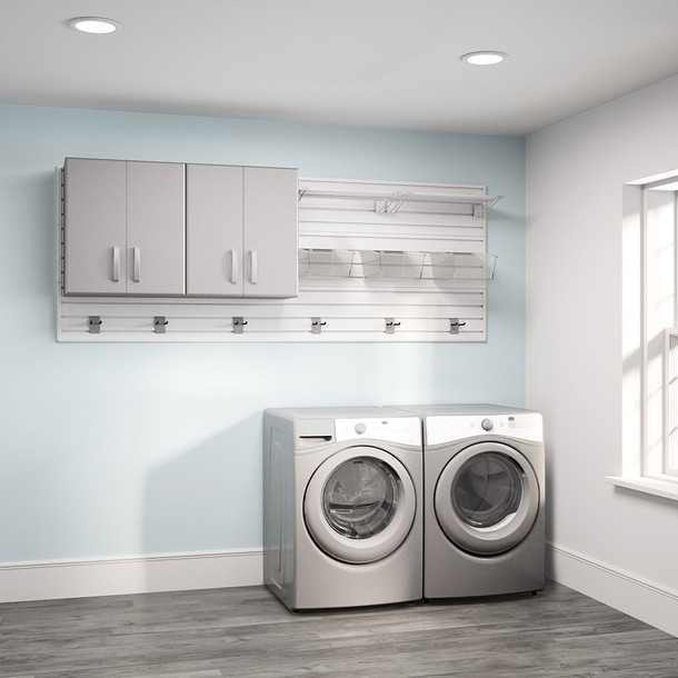 2pc Laundry Set - Platinum