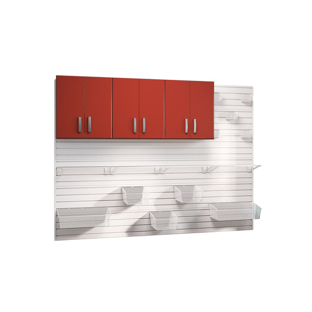 3pc Craft Set - Red