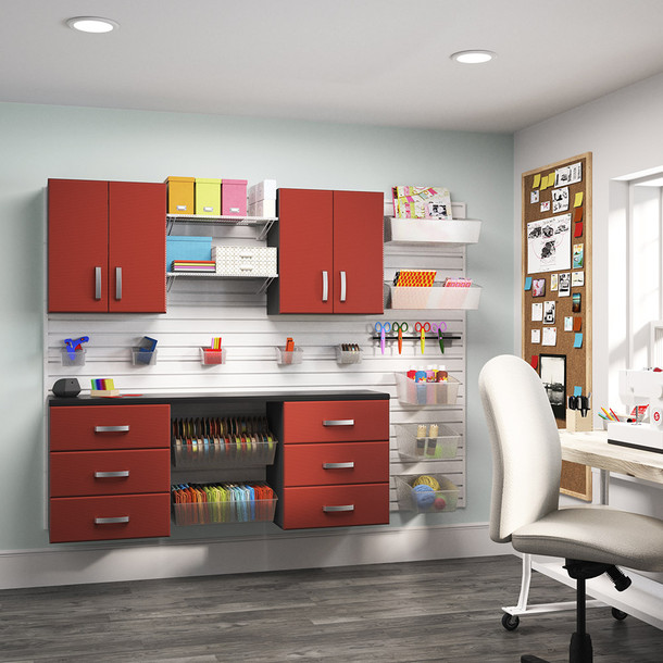 5pc Craft Set - Red