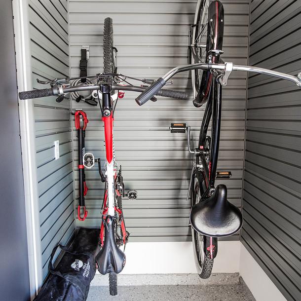 Vertical Bike Hook Flowwall