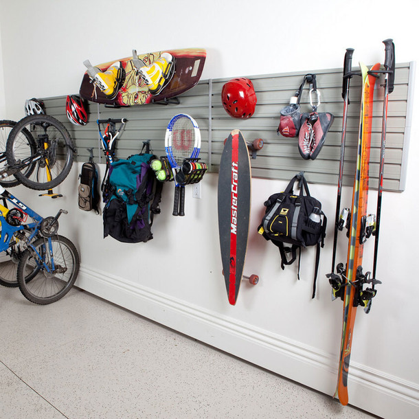 Flow Wall Racquet Sports and Ball Storage Hook