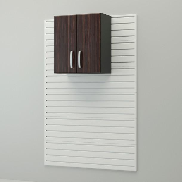 Wall Cabinet - Espresso