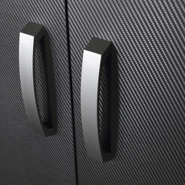 Wall Cabinet - Graphite Carbon