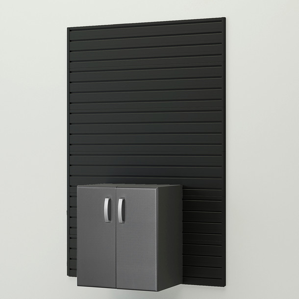 Flow Wall® Base Cabinet - Graphite Carbon Fiber