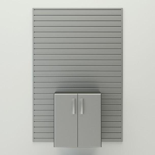 Base Cabinet - Silver