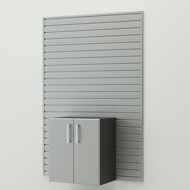 Base Cabinet - Silver