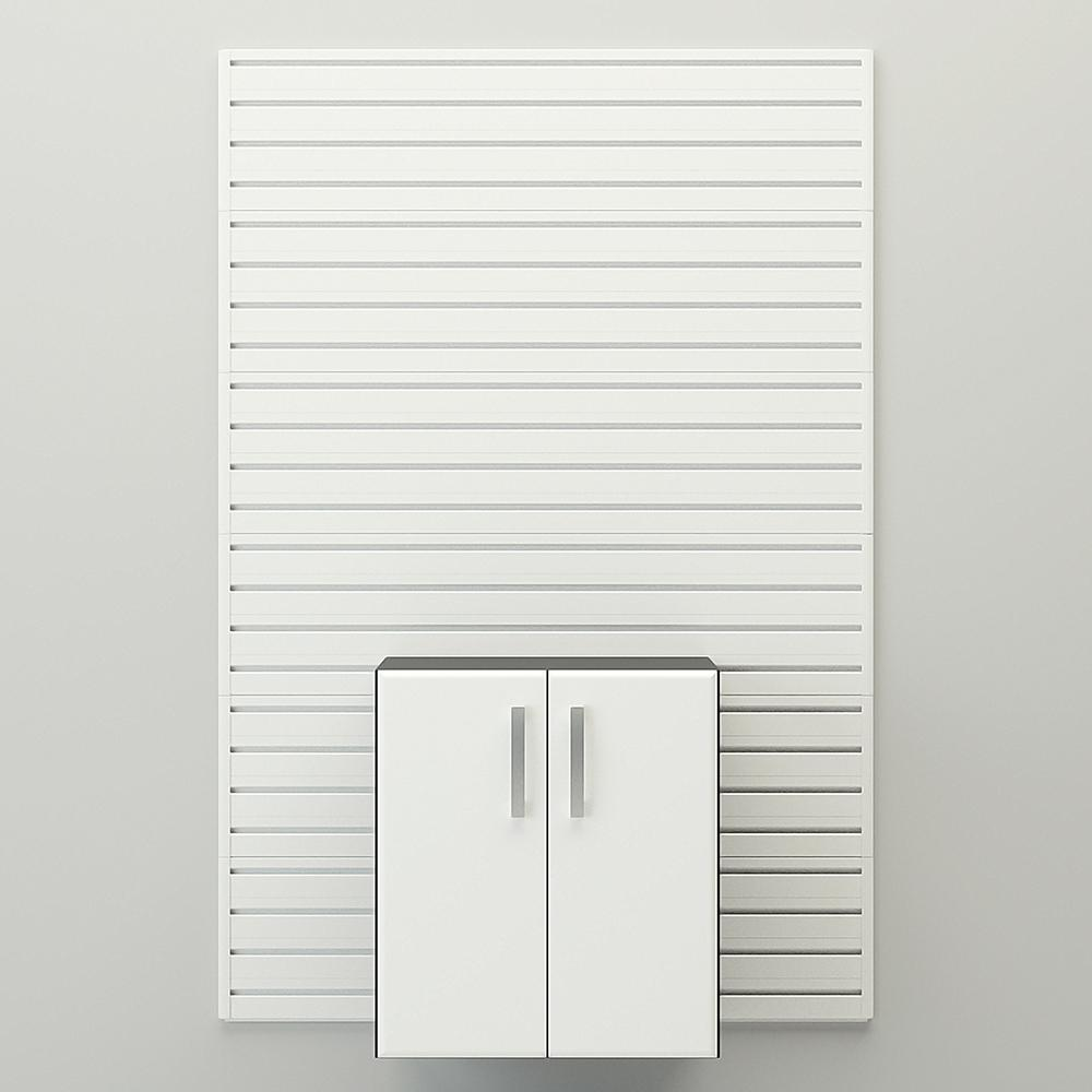 Base Cabinet - White by Flowwall