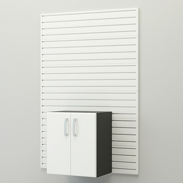 Base Cabinet - White