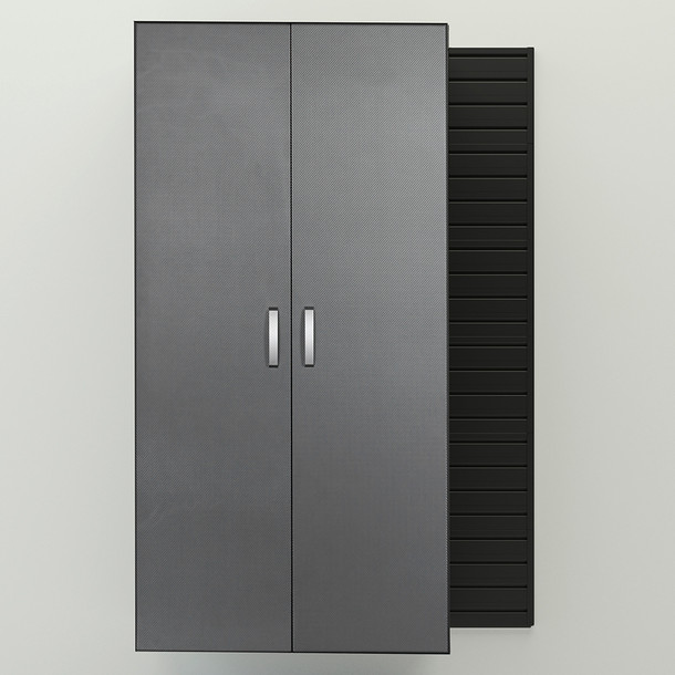 Jumbo Cabinet - Graphite Carbon