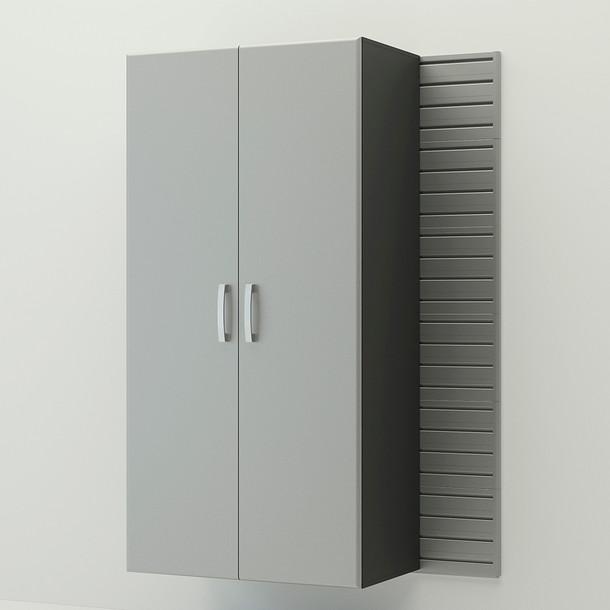 Jumbo Cabinet - Silver