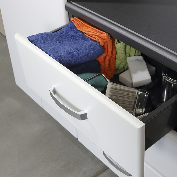 Drawer Cabinet - White