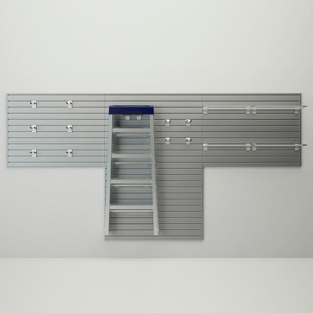 48' Bonus Set - Silver
