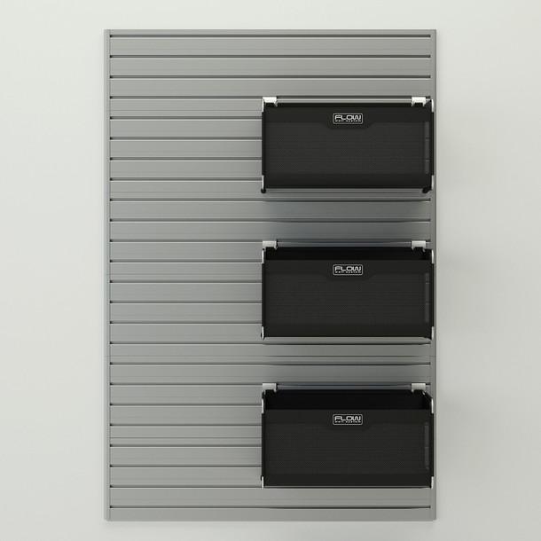 Soft Bin 3pk Combo - Silver