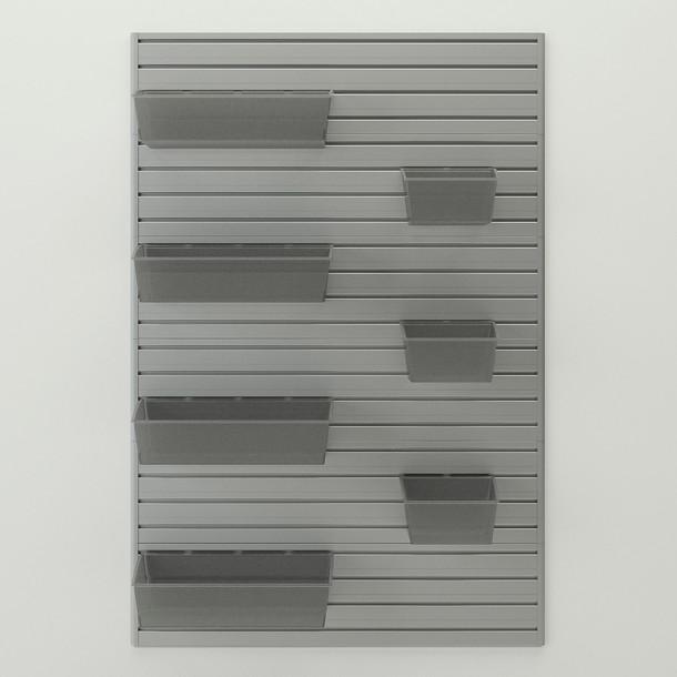Hard Bin Starter Set - Silver