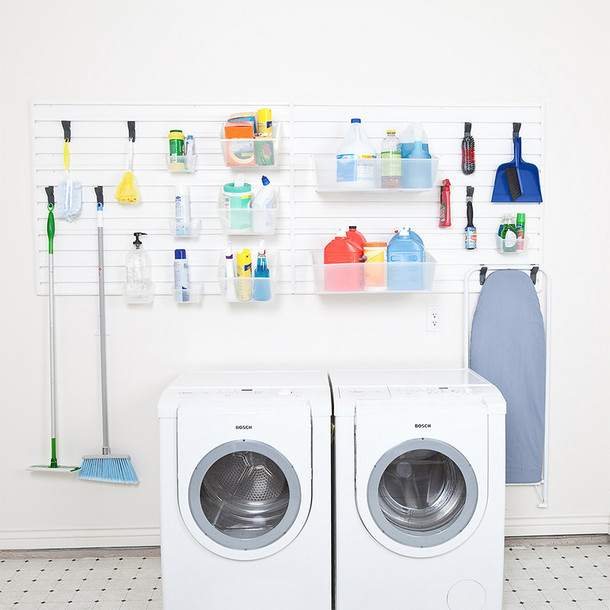 Laundry and Utility Starter - White