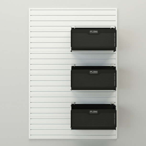 Soft Bin 3pk Combo - White