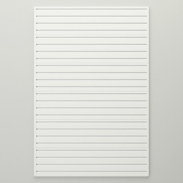 24 sq. ft. Panel pack - White