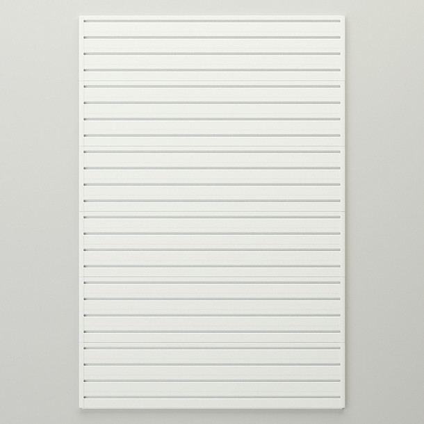 24 sq. ft. Panel pack - White