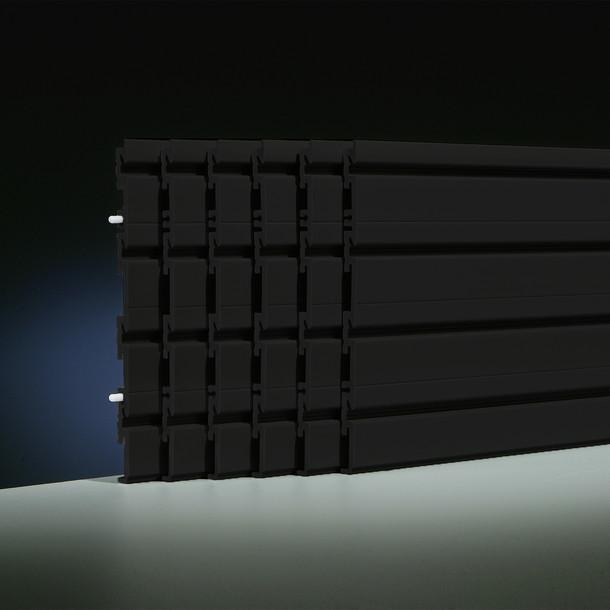 48 sq. ft. Panel Pack - Black