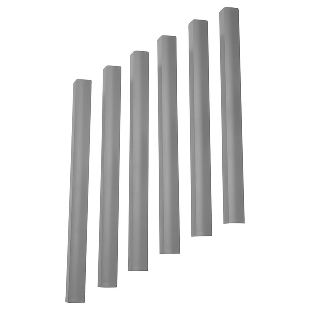 Finish Strips 6 pack - Silver