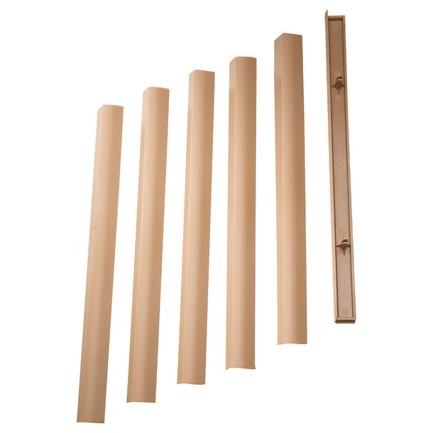 Finish Strips 6pk - Maple