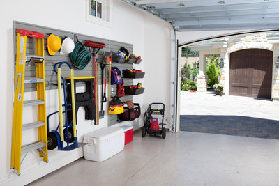 How to Organize a One-Car Garage [Storage Ideas]