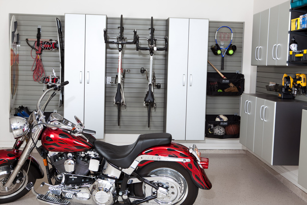 Motorcycle Garage Storage Solutions and Safety Tips