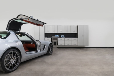 Auto Body Shop Storage Solutions: How to Make a Positive Impression