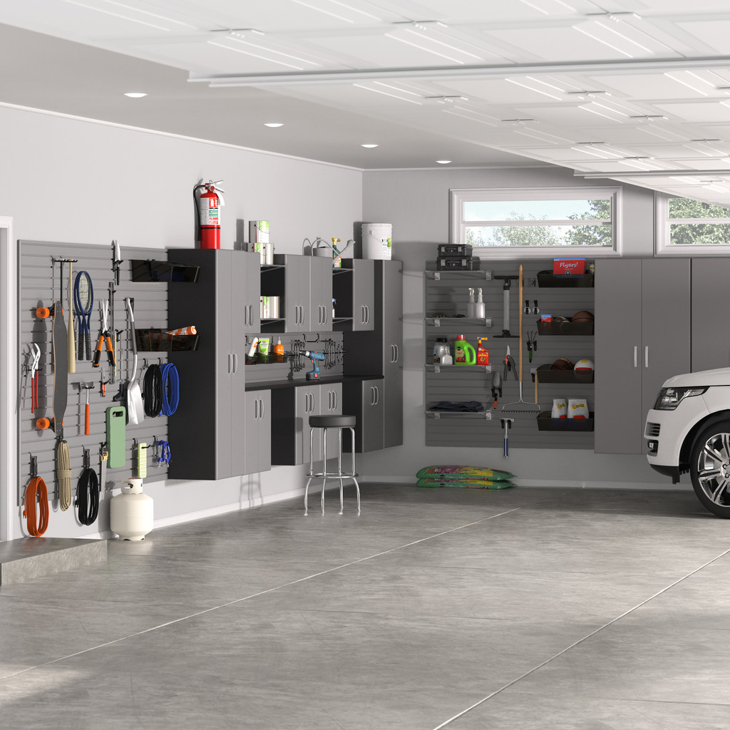 How to Create the Ultimate Garage Workshop