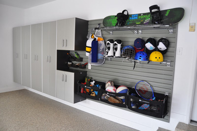 Everything You Need in Your Garage to Survive this Winter