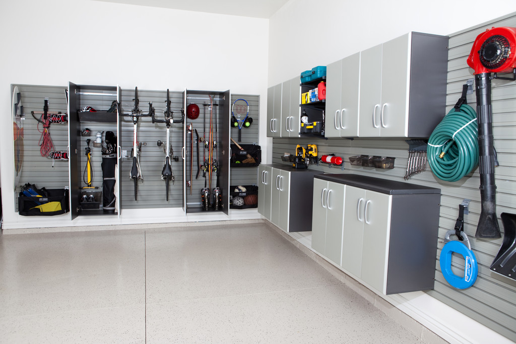 Declutter Today and Eliminate Growing Hazards in Your Garage