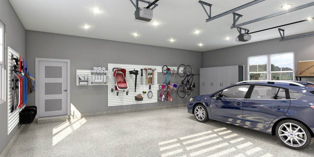 Tips for setting up your dream garage workshop