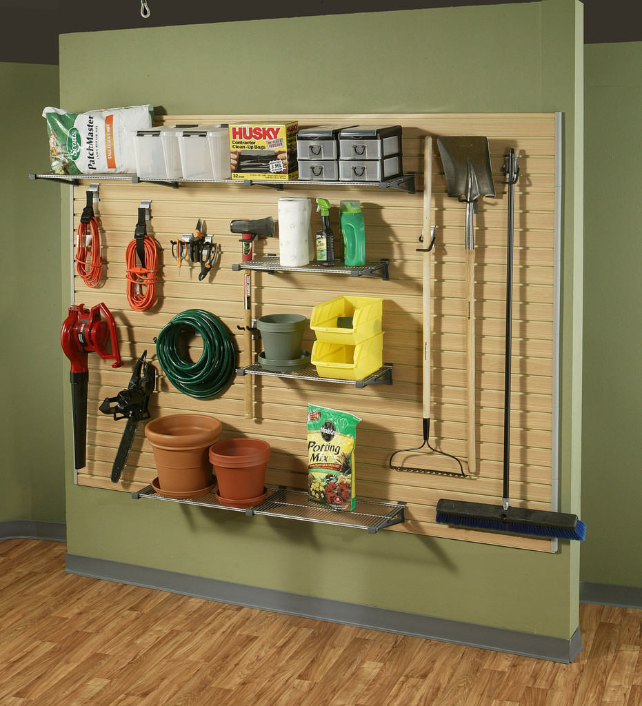 5 tips for storing gardening supplies in your garage