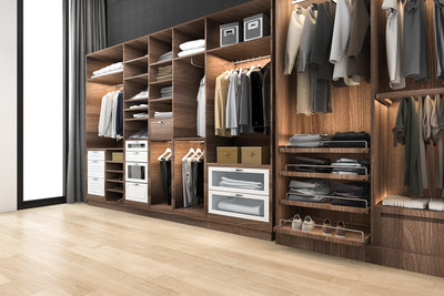 6 Walk-In Closet Organization Ideas