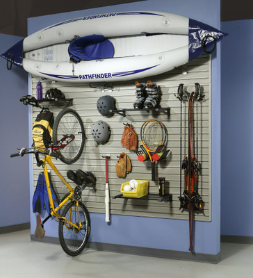 How to Organize Sports Equipment in a Garage
