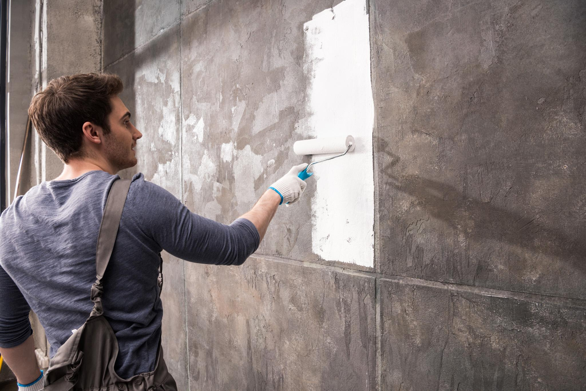 Best Paint For Garage Walls Expert Tips Flow Wall